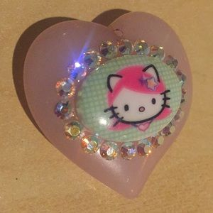 Hello Kitty by TARINA TARANTINO Necklace Charm